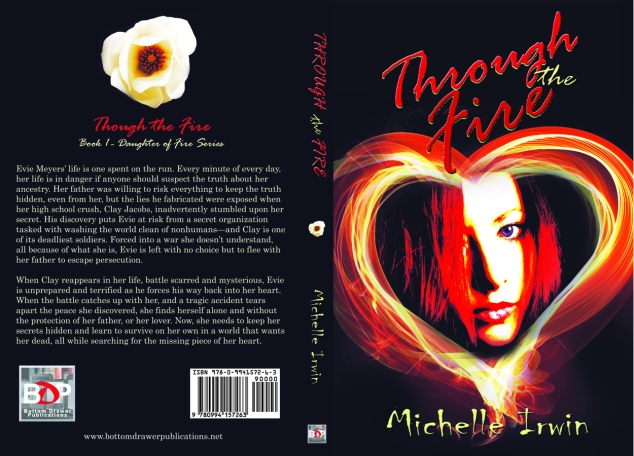 Through the Fire Paperback Cover
