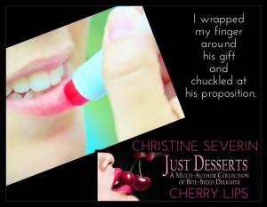 Christine Severin Teaser